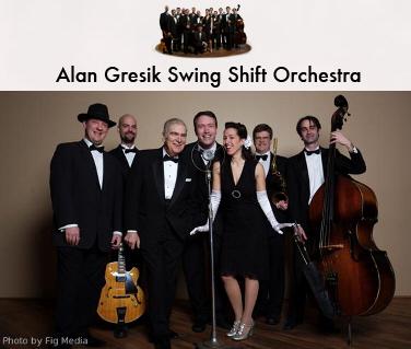 Alan Gresik Swing Shift Orchestra