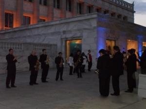 The seductive saxophonists